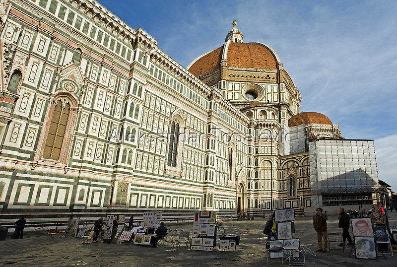 In Florence and not to take Duomo? by Aleksandar Topalovic