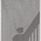 It's A Wonderful Poster by copywriter