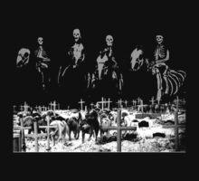 4 HORSEMEN by asciidisko