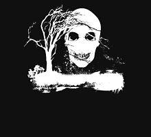 Halloween Skull on Dead Tree  Hoodie