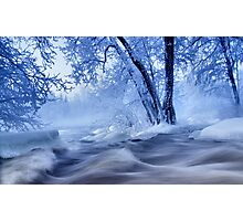 winter wonders Photographic Print