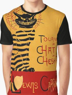 Chat du chesire Graphic T-Shirt