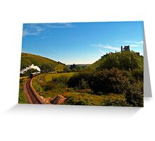 Leaving Norden 2 Greeting Card