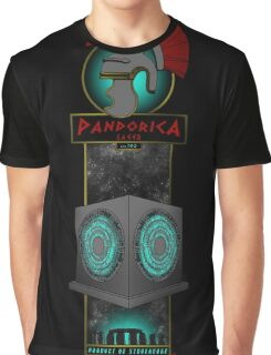 Pandorica Lager Graphic T-Shirt