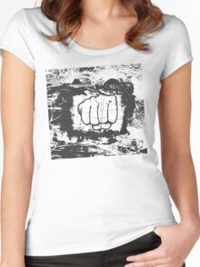 punch Women's Fitted Scoop T-Shirt