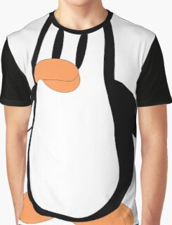Little Dumpy Penguin Graphic T-Shirt