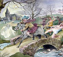Tam O'Shanter by Robert Burns by Joyce Grubb