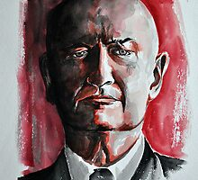 Terry O'Quinn by FDugourdCaput