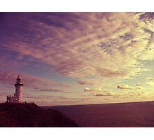 The coastal torch Photographic Print