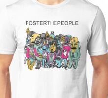Foster The People Colors Unisex T-Shirt