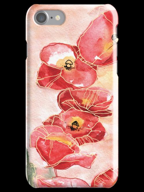 Poppy by Nastia Larkina