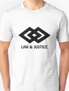 Law & Justice - T-Shirt by Adinkra Designs T-Shirt