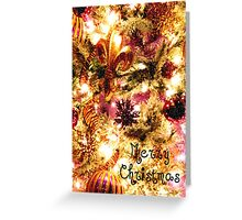 Very Special Merry Christmas - greeting card 2 (limited edition) Greeting Card