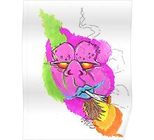 Smoker's Pleasure Poster