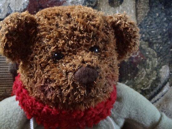 A Christmas Bear by vigor