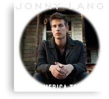JONNY LANG TOUR 2015 Canvas Print