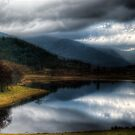 Dull day in the Glen by Fraser Ross