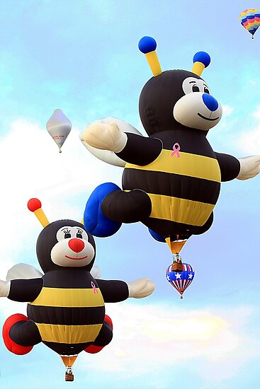 Reno Balloon Races #4 by SB  Sullivan