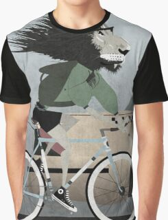 Alleycat Race Graphic T-Shirt