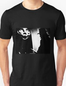 When Allan Moore met Tim Burton T-Shirt