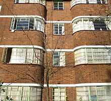 London Deco: Oman Court 1 by GregoryE