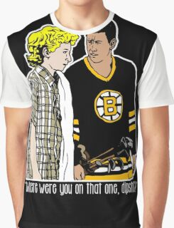 """Happy Gilmore - """"Where were you"""" Graphic T-Shirt"""