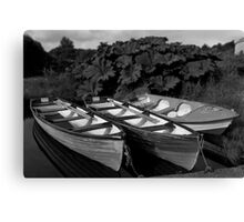 Cloone Lakes , CO. Kerry, Ireland Canvas Print