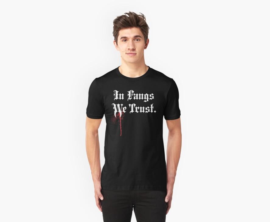 IN FANGS WE TRUST by Keez