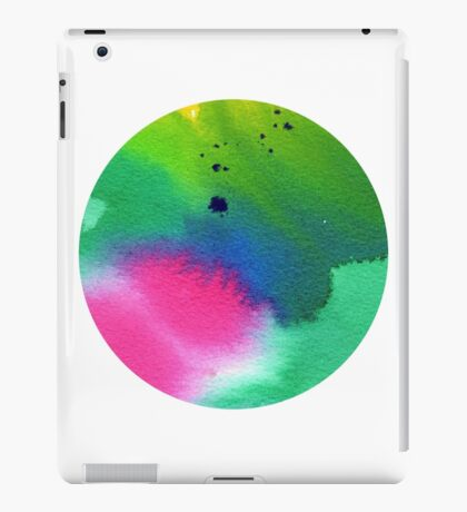 Tranquility - Circles iPad Case/Skin
