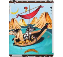 Voyagers by Ro London - Menagerie Collection iPad Case/Skin
