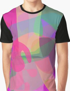 Tree and Fruit Graphic T-Shirt