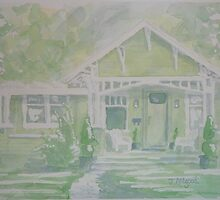 No. 67 of 100 SLC Porches by Jeanne Allgood