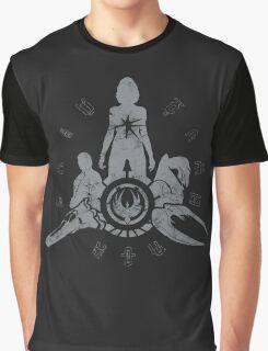 BSG Galactica Graphic T-Shirt