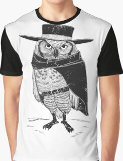 A Fistful of Feathers Graphic T-Shirt