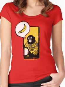 Monkey Bussines Women's Fitted Scoop T-Shirt
