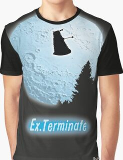 E.T.: Ex.Terminate!!! Graphic T-Shirt