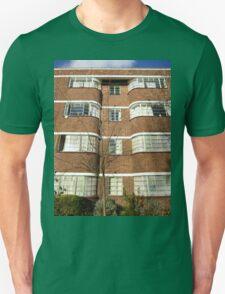 London Deco: Oman Court 1 T-Shirt