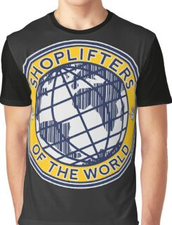 Shoplifters Of The World Graphic T-Shirt