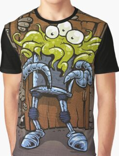 monsters at the door Graphic T-Shirt