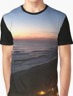 The Light Beyond The Waves Graphic T-Shirt