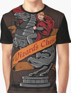 Wizard's Chess Graphic T-Shirt