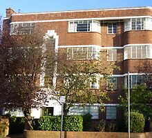 London Deco: Oman Court 2 by GregoryE