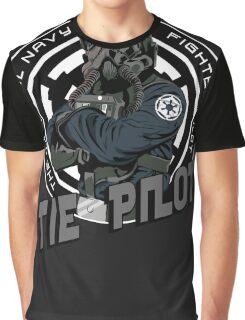 TIE Pilot Crest Graphic T-Shirt