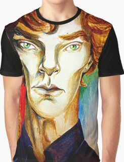 Sherlock: A Study in Colour Graphic T-Shirt