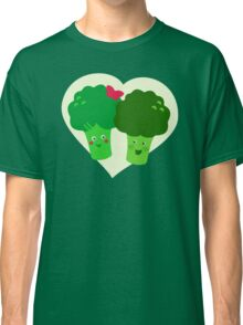 Broccoli in Love Classic T-Shirt