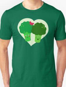 Broccoli in Love T-Shirt
