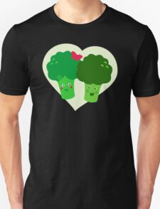 Broccoli in Love T-Shirt