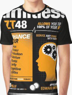 Limitless Pills - NZT 48 (Original Version) Graphic T-Shirt