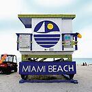 Miami Beach #02 by Silvia Neto