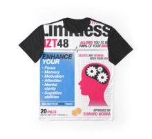 Limitless Pills - NZT 48 (2nd Version) Graphic T-Shirt
